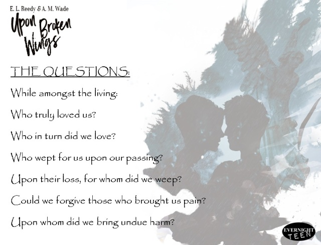 Upon-Broken-Wings-the questions